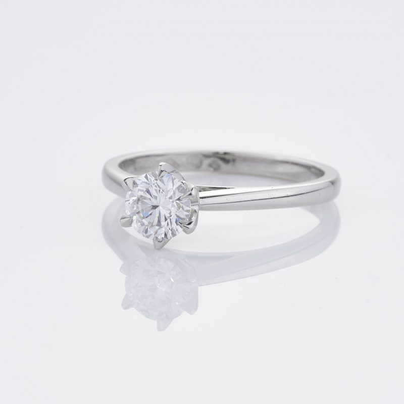 Crystalined Solitaire 3