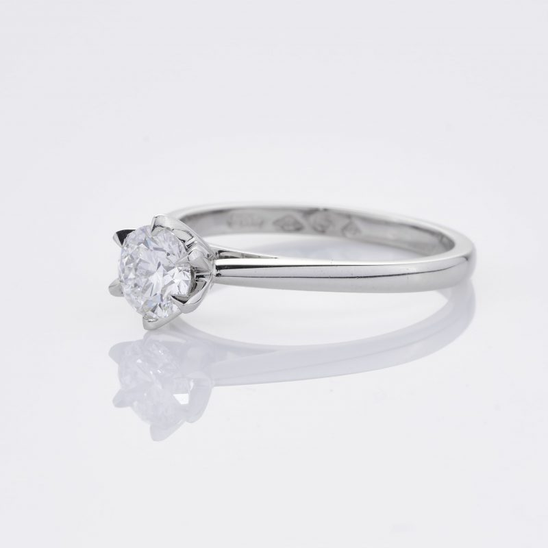 Crystalined Solitaire 5