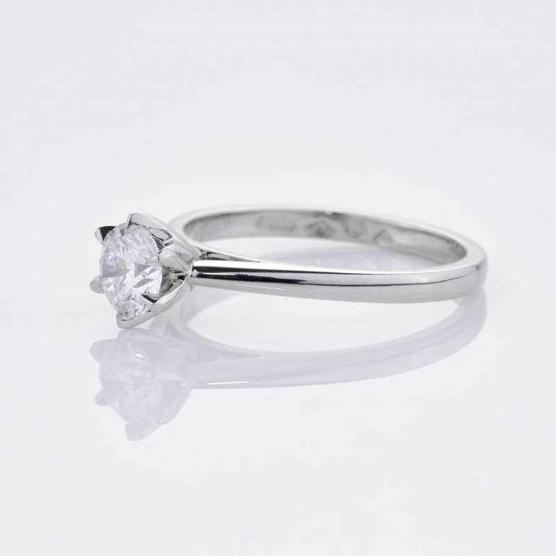 Crystalined Solitaire 6