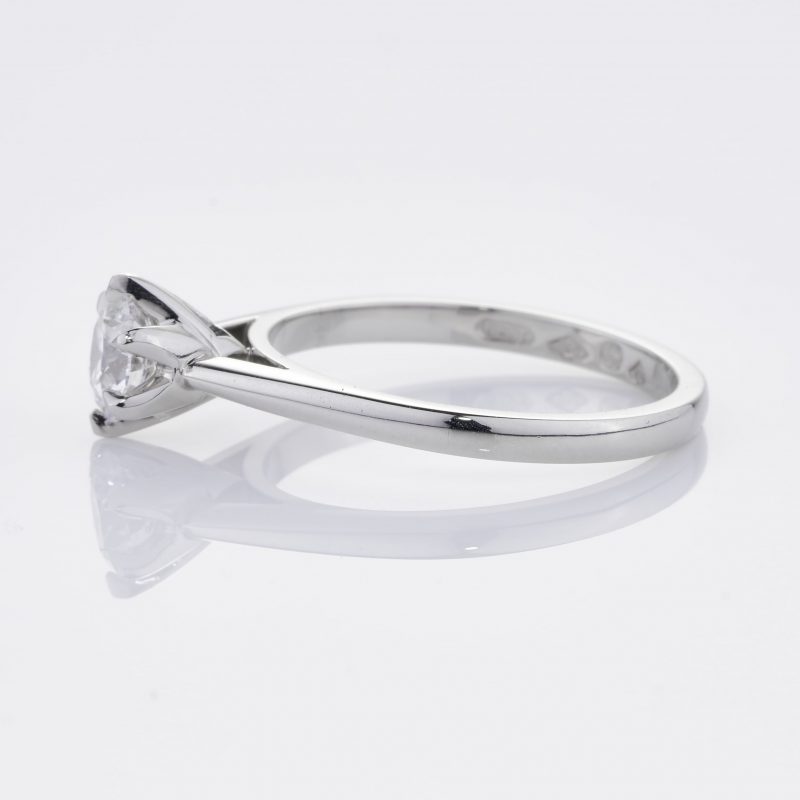Crystalined Solitaire 9