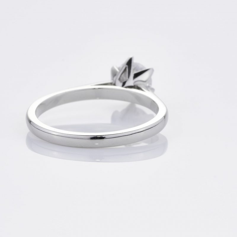 Crystalined Solitaire 21